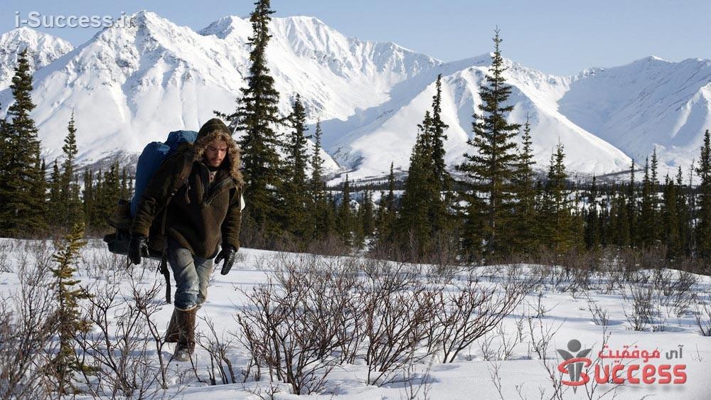دانلود فیلم انگیزشی به سوی طبیعت وحشی Into the Wild
