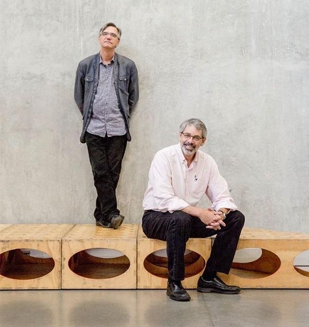 Bill Burnett و David Evans