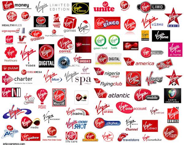 شرکت های ریچارد برانسون
