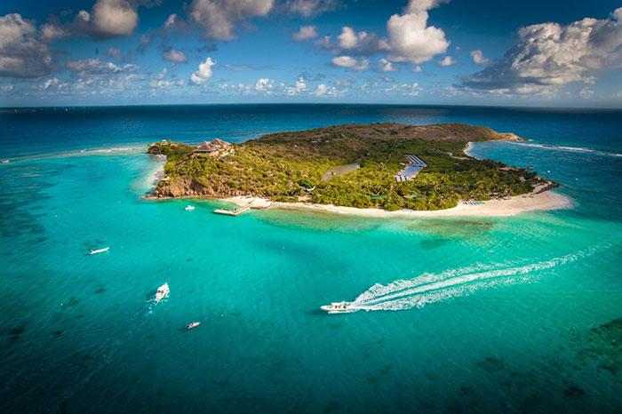 جزیره ریچارد برانسون