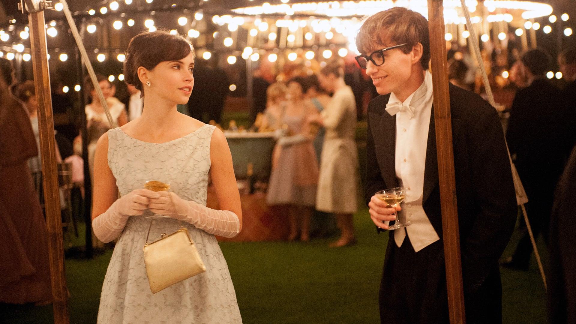 برترین فیلمهای ژانر عشق و ناتوانی - نظریه همه چیز