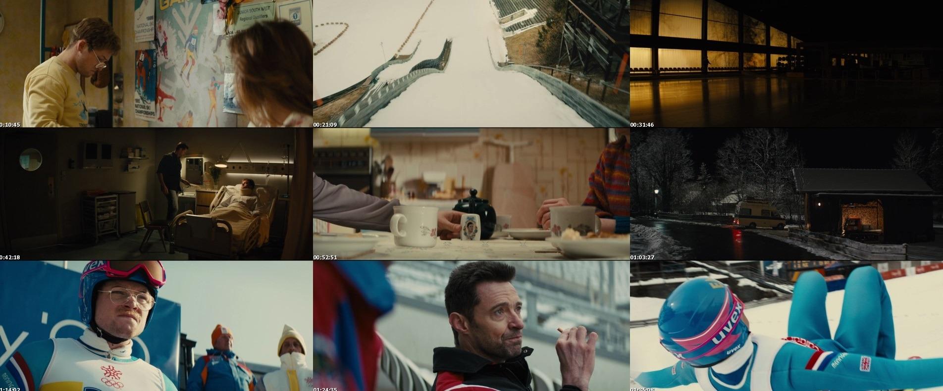 دانلود فیلم انگیزشی ادی عقاب Eddie the Eagle | دوبله فارسی با کیفیت عالی