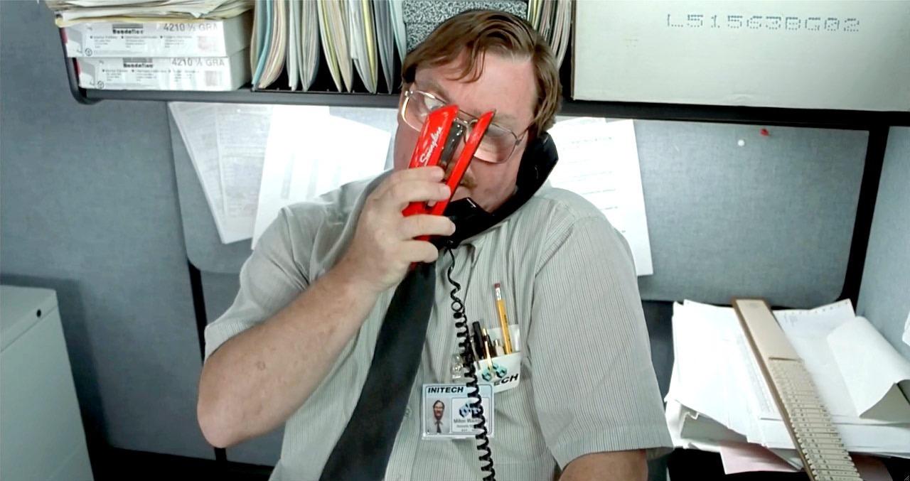 دانلود فیلم دفتر کار Office Space
