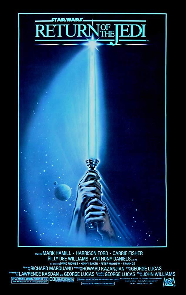 دانلود فیلم جنگ ستارگان 3 Star Wars 1983 با دوبله فارسی