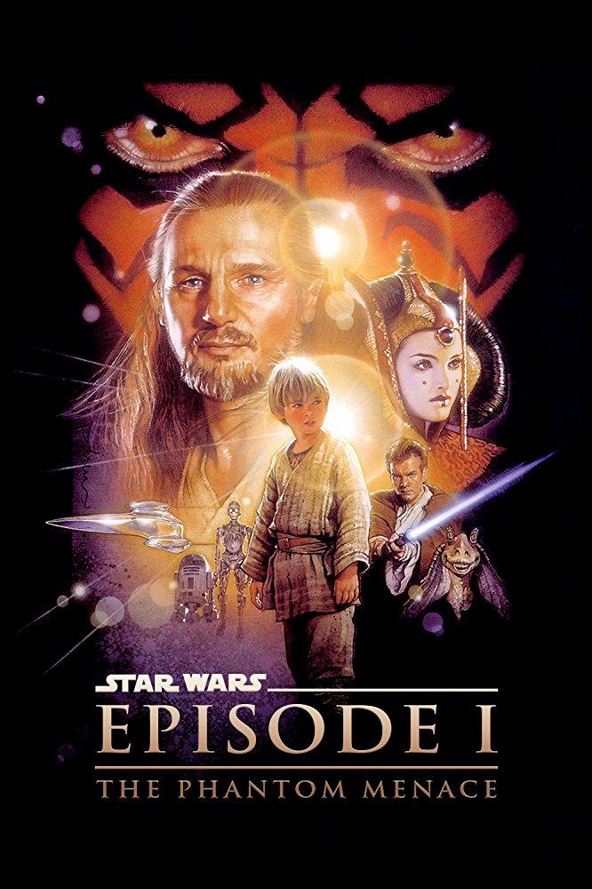 دانلود فیلم جنگ ستارگان 4 Star Wars 1999 با دوبله فارسی
