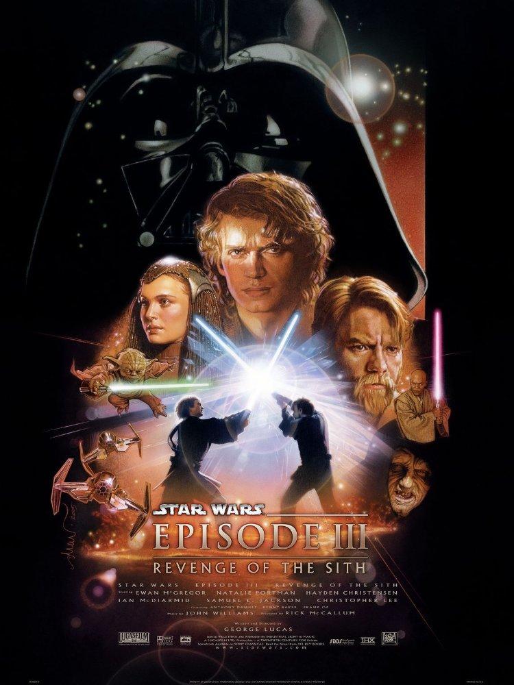 دانلود فیلم جنگ ستارگان 6 Star Wars 2005 با دوبله فارسی